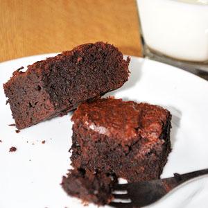 Saftig-schokoladige Brownies