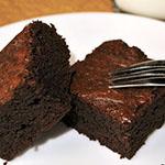 Saftig schokoladige Brownies