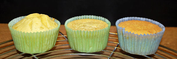 Auf der Suche nach dem perfekten Vanille-Cupcake
