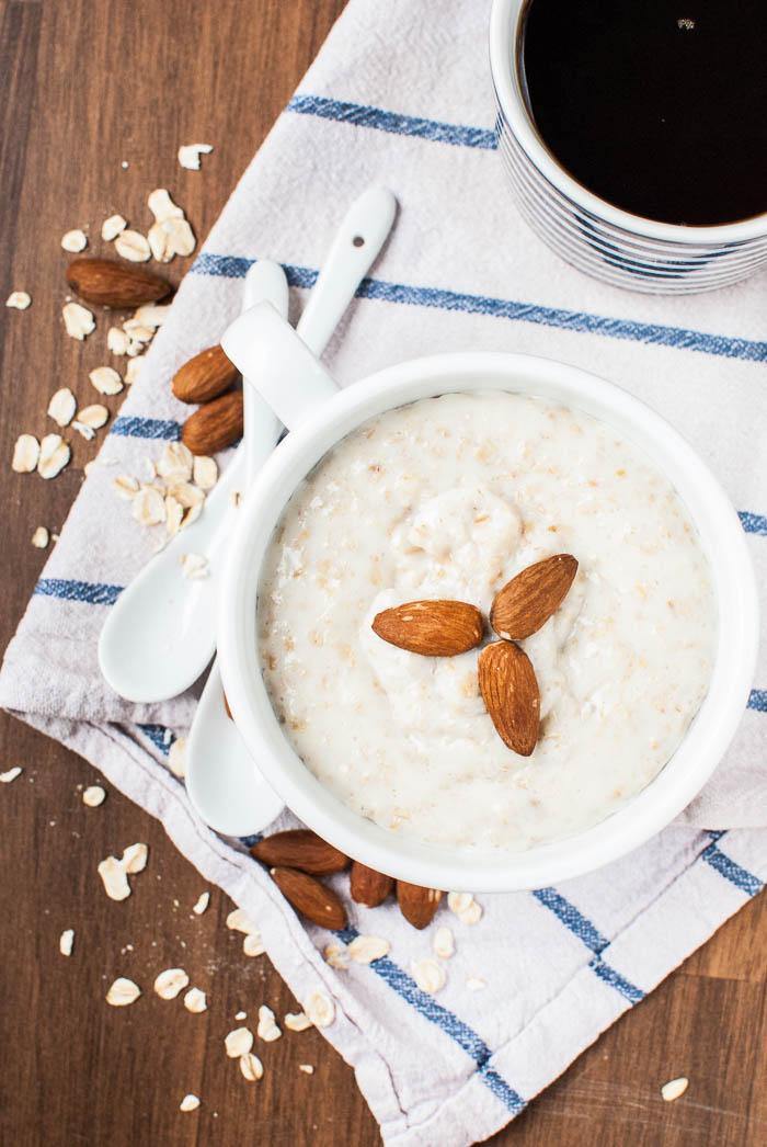 Mein Lieblings-Frühstück: Oatmeal (Haferbrei)