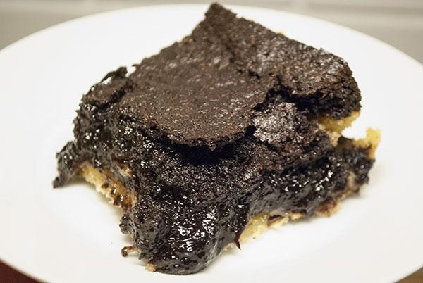 Slutty Brownies: Die ultimative Vereinigung aus Chocolate Chip Cookies, Oreos und Brownies, vorher