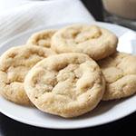Kleine Baileys-Cookies