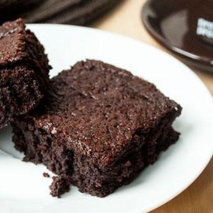 Supersaftige Espresso-Brownies