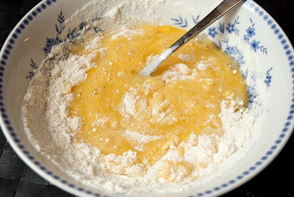 Zitronenschnitten, Lemon Bars