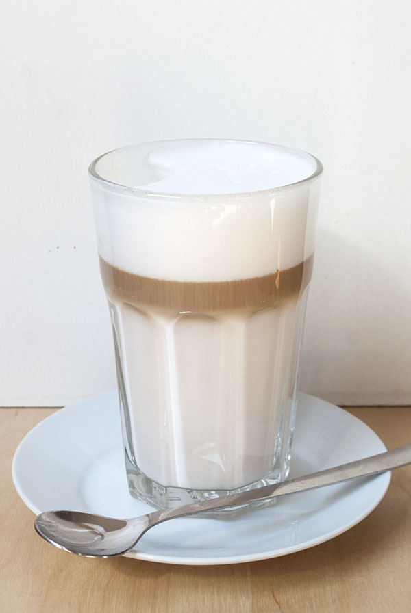 Strawberry Latte Macchiato