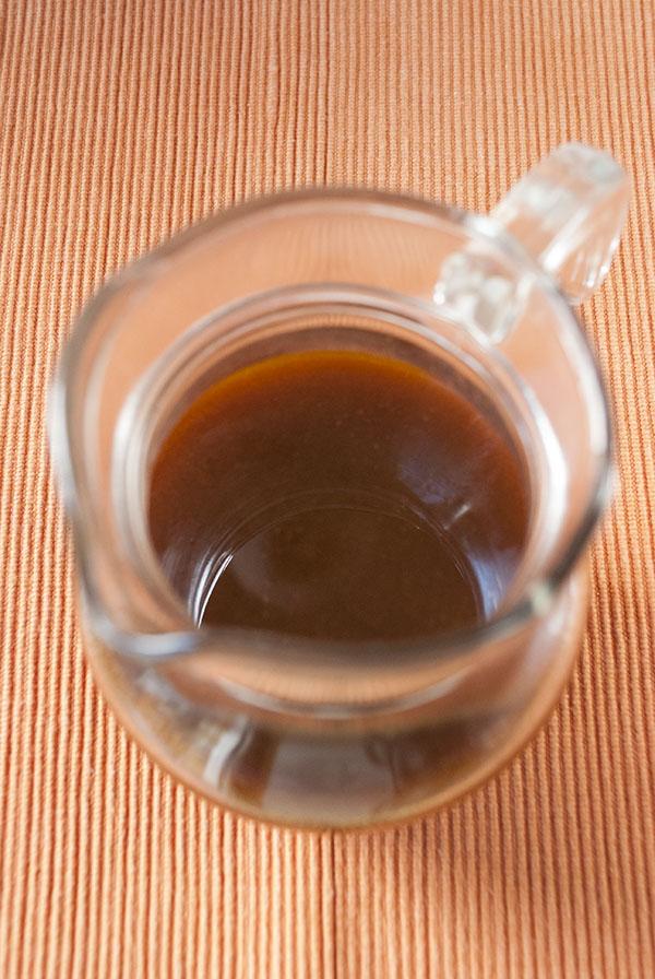 Pumpkin Spice Syrup (Kürbis-Gewürz-Sirup)