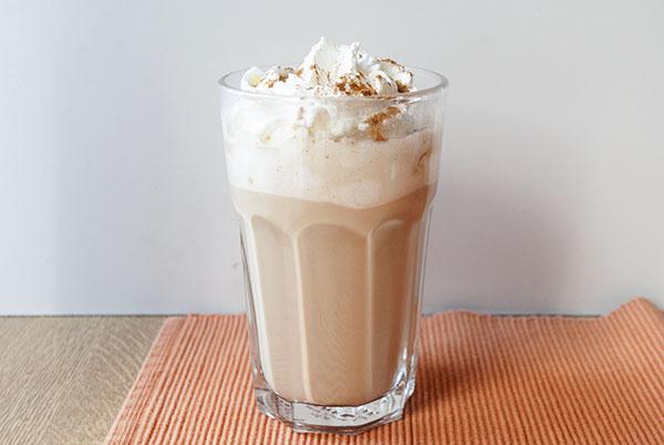 Bildergebnis für Kürbis latte