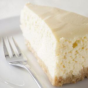 Cremiger New York Cheesecake