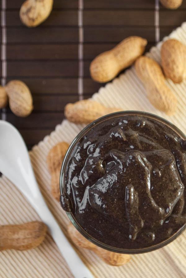 Oreo-Schoko-Erdnussbutter