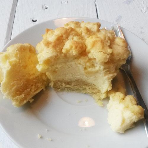 Käsekuchen-Muffin