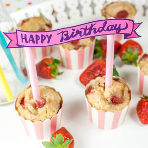 Kaffee & Cupcakes wird 3 Jahre alt!