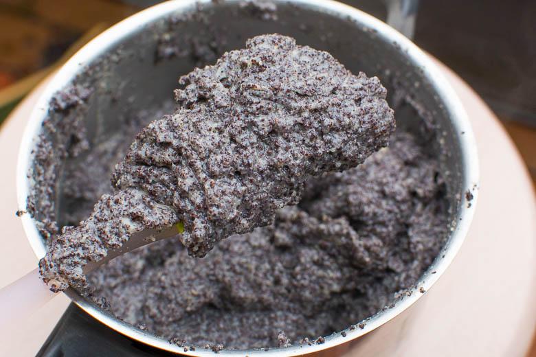 Pudding-Mohn-Füllung