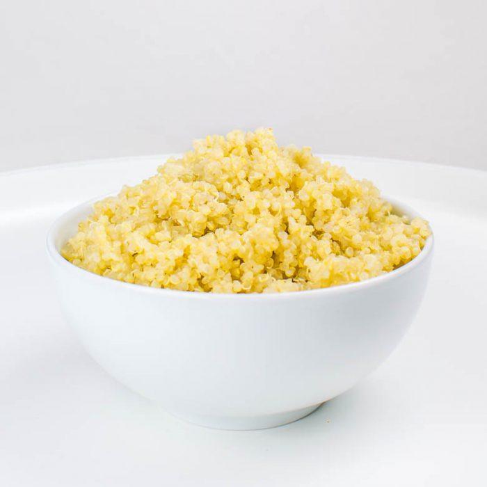 Quinoa aus dem Instant Pot